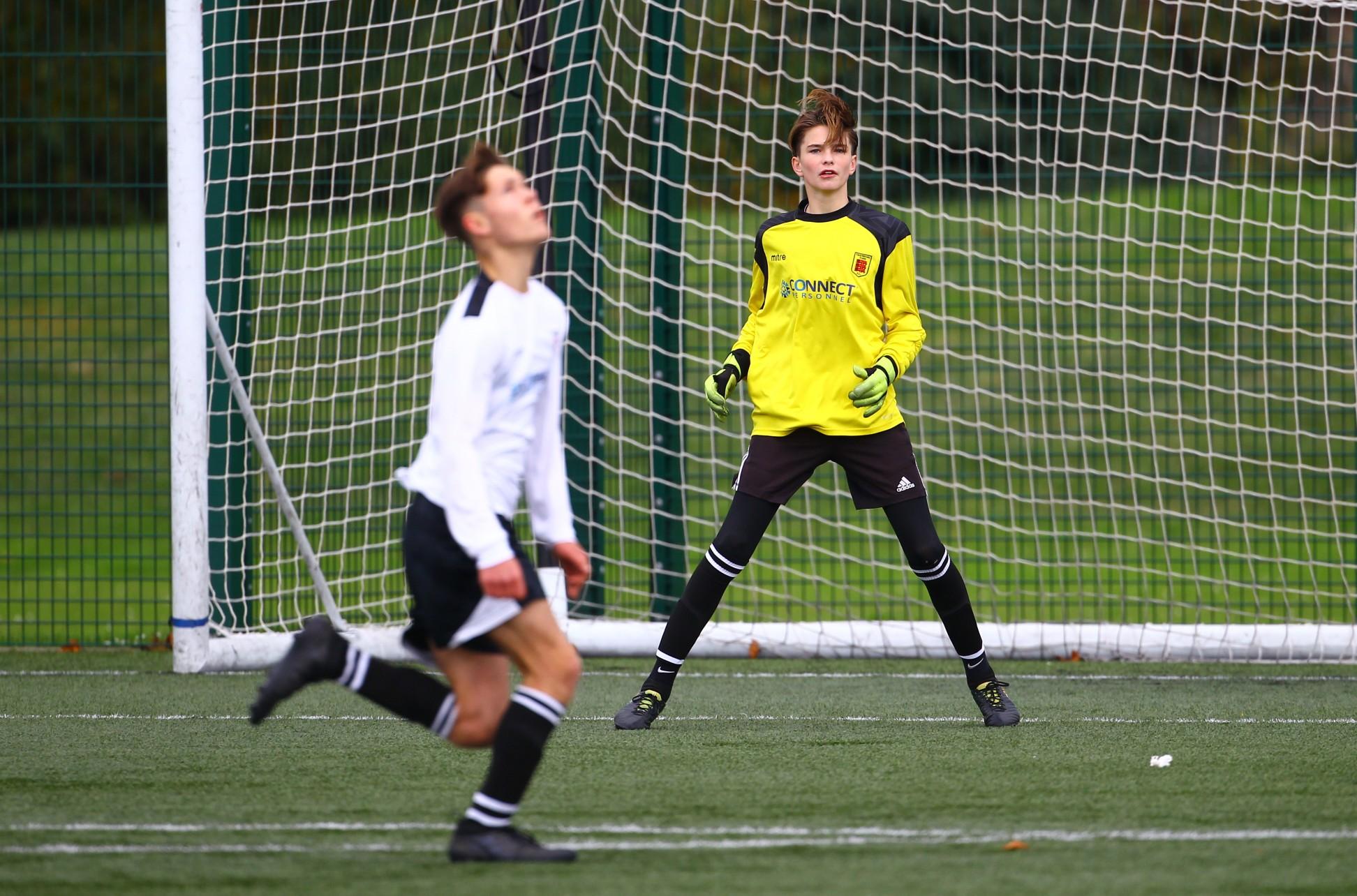 Faversham Town U16S vs Deal Town U16s